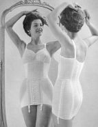 All in one girdle vintage