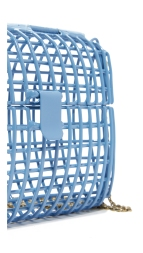 anndra neen cage bag blue