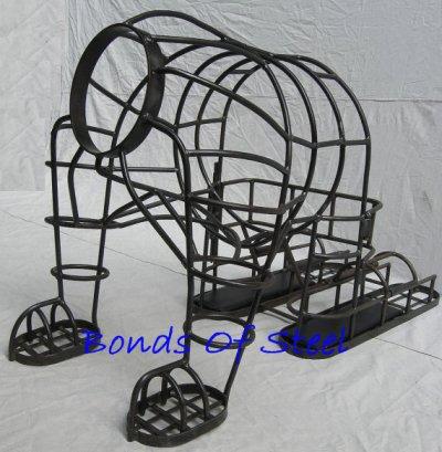 BDSM cage 4