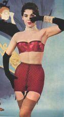 Caprice girdle, 1955
