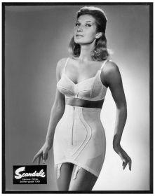 Scandale ad vintage-girdle-vintage-lingerie