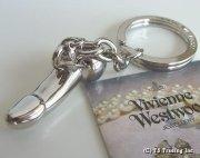 Vivienne Westwood Penis Orb Keychain