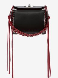 Alexander McQueen Box Bag 16 lacing $490