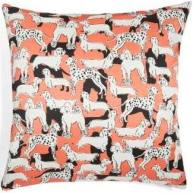 Kate Spade Year of the Dog Accent Pillow Red