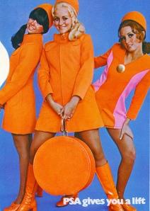 PSA mini dresses go go