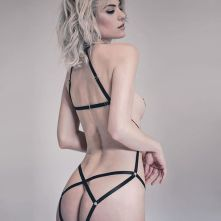 underwear-lingerie--open-fashion-style-hot-strappy-women-black- playsuit