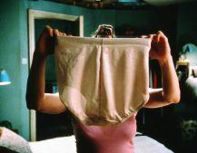 Bridget's big pants in 2001's Bridget Jones' Diary