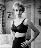 Janet Leigh in Alfred Hitchcock's Psycho