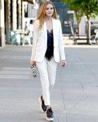 black-silk-camisole-white-suit
