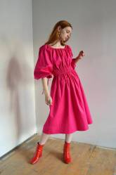 Eliza Faulkner Cotton Sissy Dress