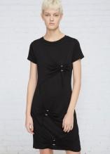 Bondage Ring T-shirt Dress