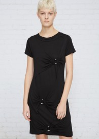 Bondage Ring T-shirt Dress