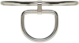 Silver Domination Collar