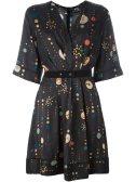 Isabel Marant Odena Cosmic Print Dress