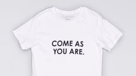 Wildfang Come As You Are Tee $40