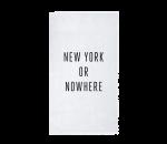 New_York_or_Nowhere_Beach_Towel_White_Knowlita