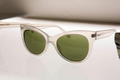 Omo Norma Kamali Cat Eye Sunglasses