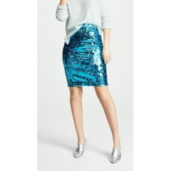 alice-olivia-ramos-fitted-skirt-peacock