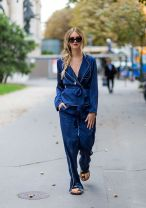Chiara Ferrangi gettyimages pajamas