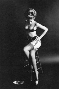 Jean Loup Sieff for Harper's Bizarre 1963 stockings