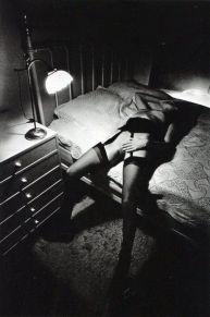 Jean Loup Sieff Nude Gravure stockings
