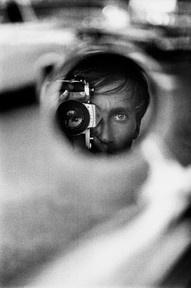 Jeanloup Sieff. le 6 février 1978.