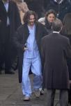 Johnny Depp The Tourist Pajamas
