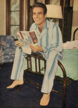 Montgomery Clift Photo Everett Collection Pajamas