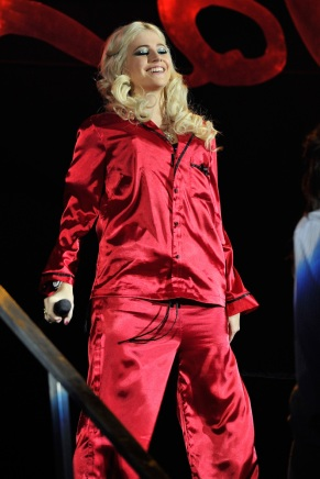 Pixie Lott Pajamas 2010