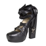 Rodarte Ballerina Buckle Heels Decades 2