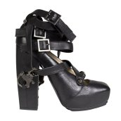 Rodarte Ballerina Buckle Heels Decades