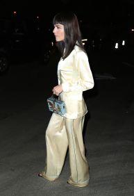 Selma Blair gettyimages- pajamas