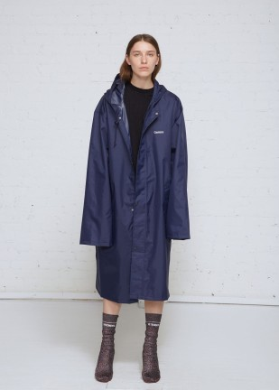 Vetements Libra Raincoat