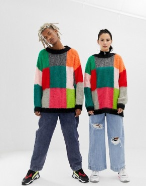 Collusion ASOS oversized sweater