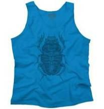 eBay Scarab Beetle Tank Top