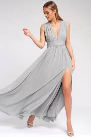 HEAVENLY HUES DUSTY PURPLE MAXI DRESS from lulus $84 multiple colors - no pleats