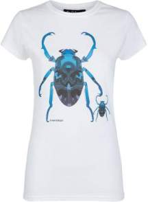Wolf & Badger · A.N.A My Galavant by Tramp In Disguise T-shirt beetle