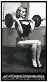 Workout heels fig-leaves-muscular-women