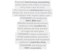 About Tossware