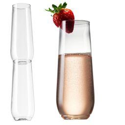Tossware Champagne
