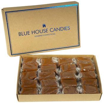 Blue House Candies, Sea Salt Caramels