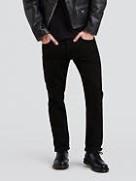 Levi 511 Stretch Denim Jeans Black