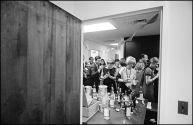 leonard-freed-new-york-city,-office-party,-1966 10