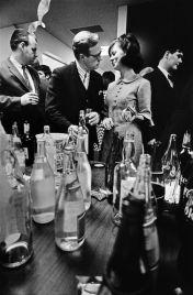 leonard-freed-new-york-city,-office-party,-1966 11