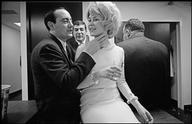 leonard-freed-new-york-city,-office-party,-1966 12