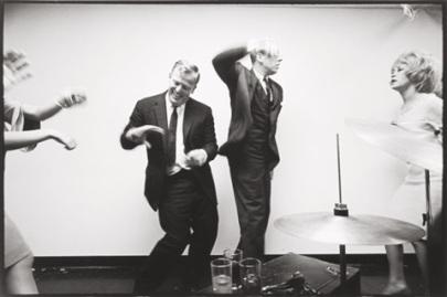 leonard-freed-new-york-city,-office-party,-1966