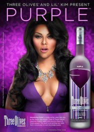 lil-kim-shows-off-her-new-purple-o-face-in-three-olives-vodka orgasm face