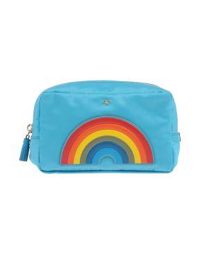 anya hindmarch rainbow beauty case
