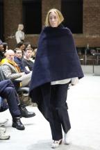 CDLM Fashion Week look older model