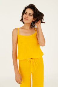 Hamabla Carmen Top and Pant yellow